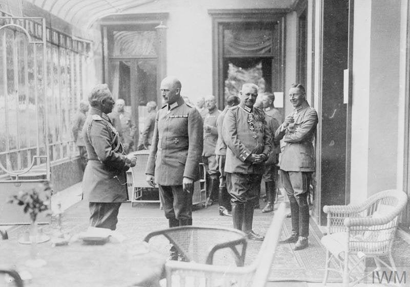 Photo of 1918: რესპუბლიკის პრესა ეხმაურება გერმანიაში მიმდინარე მოვლენებს