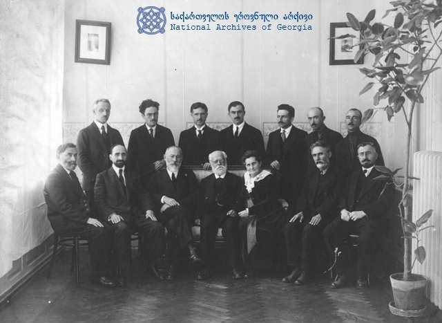 Photo of 1918: ამიერკავკასიის სოციალ-დემოკრატია იშლება; არსდება საქართველოს სოც.-დემოკრატიული პარტია