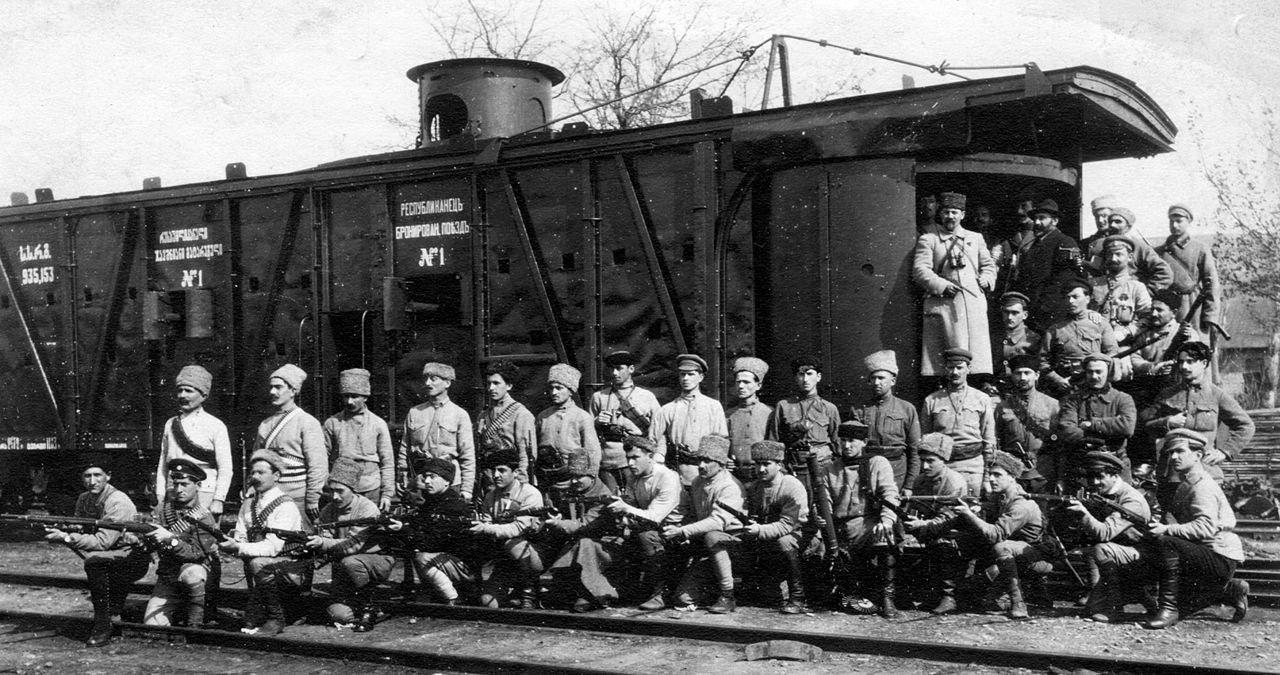 Photo of 1918: იწყება სომხეთ-საქართველოს ომი
