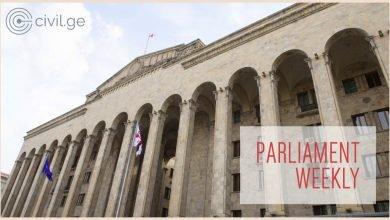 Photo of Parliament Weekly: May 6-11