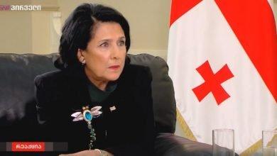 Photo of Highlights: President Zurabishvili's Televised Interview