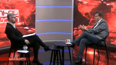 Photo of TV Interview: Saakashvili on oponents, policies and future