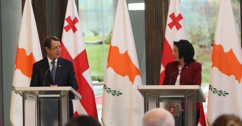 Cyprus, Georgia Presidents