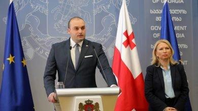 Photo of PM Bakhtadze on Reasons for Sacking Economy Minister