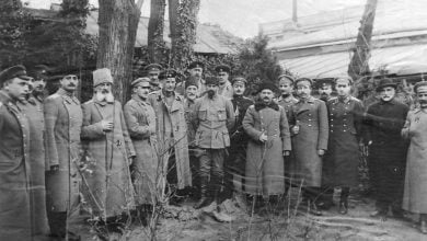 Photo of 1920 წ. მაისი, გენშტაბის ცნობა: ბოლშევიკები საქართველოს მოადგნენ
