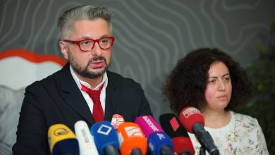 Photo of Media Coalition Reckons Pro-Opposition TV Director Under Pressure from Georgian Dream