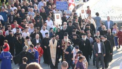 Photo of Часть православного прихода отметила в Тбилиси святость семьи
