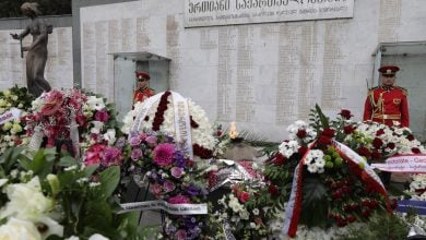 Photo of Georgia Marks 27 Years since the Fall of Sokhumi