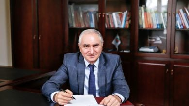 Photo of Abkhaz 'Government Head' Becomes 'Acting President'