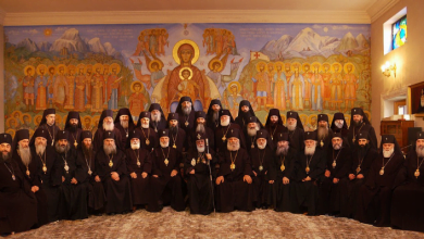 Photo of Dismissed by Synod, Chkondidi Bishop says  Patriarch 'Possessed by Homosexuality'