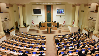 Photo of Georgian Parliament Passes Constitutional Changes on Electoral Reform
