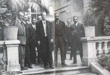 Photo of აკაკი ხოშტარიამ საგანმანათლებლო საქმიანობისათვის თბილისს ფული შესწირა