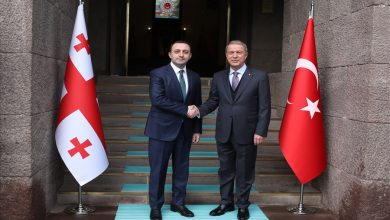 Photo of Georgian, Turkish Ministers Meet, Pledge to Deepen Defense Ties