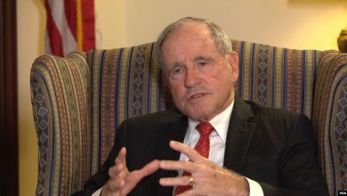 Photo of Senator Risch 'Deeply Concerned' by Reports of Political Targeting of Georgia Opposition
