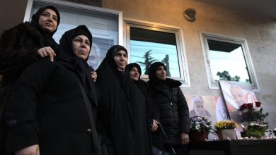 Photo of In Photos: Iranian Embassy Holds Vigil for Soleimani in Tbilisi