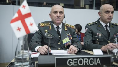 Photo of NATO Military Committee Holds Session on Georgia
