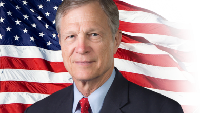 Photo of U.S. Congressman Babin Concerned over Georgia's 'Backsliding from Democratic Values'