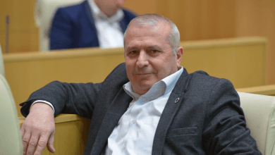 Photo of Parliament Suspends MP Mandate to Georgian Dream's Karlo  Kopaliani