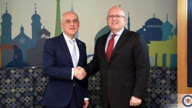Photo of FM Zalkaliani Meets U.S. Officials, Congressmen