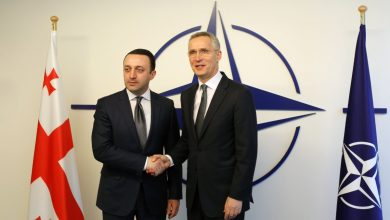 Photo of Garibashvili Attends Meeting of NATO Defence Ministers in Brussels