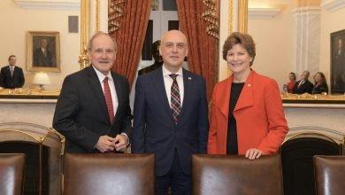 Photo of U.S. Senators Meet FM Zalkaliani, Reiterate Concern about Weakening Georgian Democracy