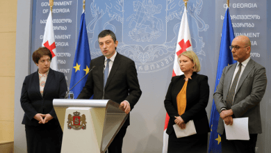 Photo of COVID-19: Georgian Gov't Unveils Plan to Reduce Negative Economic Impact