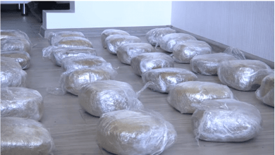 Photo of Police Seize 40 kg of Heroin in Cooperation with U.S. Authorities