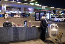Photo of Фотографии: Карантин в связи с коронавирусом в Тбилиси