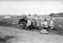 Photo of 22 ივნისი, 1920: საქართველოს ჯარი ჩრდილოეთის საზღვარზე უღელტეხილებს ამაგრებს
