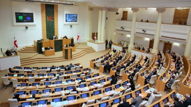 Photo of Georgian Parliament Adopts Amendments to Rules of Procedure