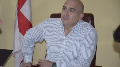 Photo of Mayor of Kharagauli Municipality Resigns