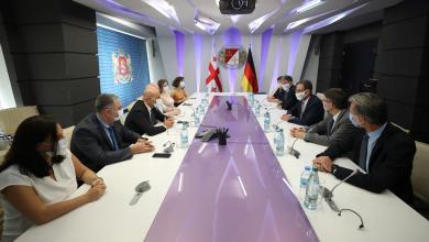 Photo of Germany Disburses EUR 28.5 Mln Grant, EUR 170 Mln Loan for Georgia