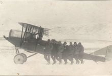 Photo of 2 აგვისტო,1920: თფილისში სამხედრო საავიაციო დღესასწაული გაიმართა