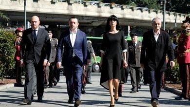Photo of Лидеры Грузии отметили 28-ю годовщину начала войны в Абхазии