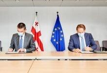 Photo of გახარია ევროკავშირის წარმომადგენლებს შეხვდა და 129 მლნ ევროს შეთანხმებები გააფორმა