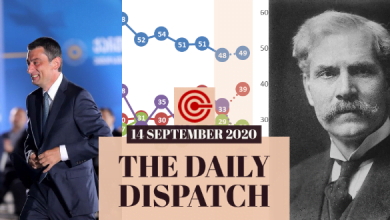 Photo of The Daily Dispatch – September 14