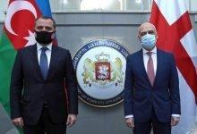 Photo of აზერბაიჯანის საგარეო საქმეთა მინისტრი თბილისს სტუმრობს