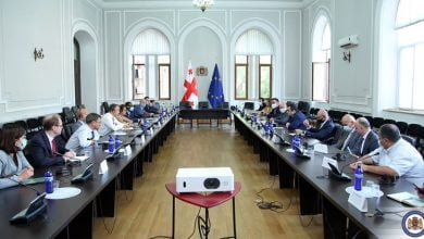 Photo of Geneva Talks Co-Chairs Hold Meetings in Tbilisi, Tskhinvali, Sokhumi