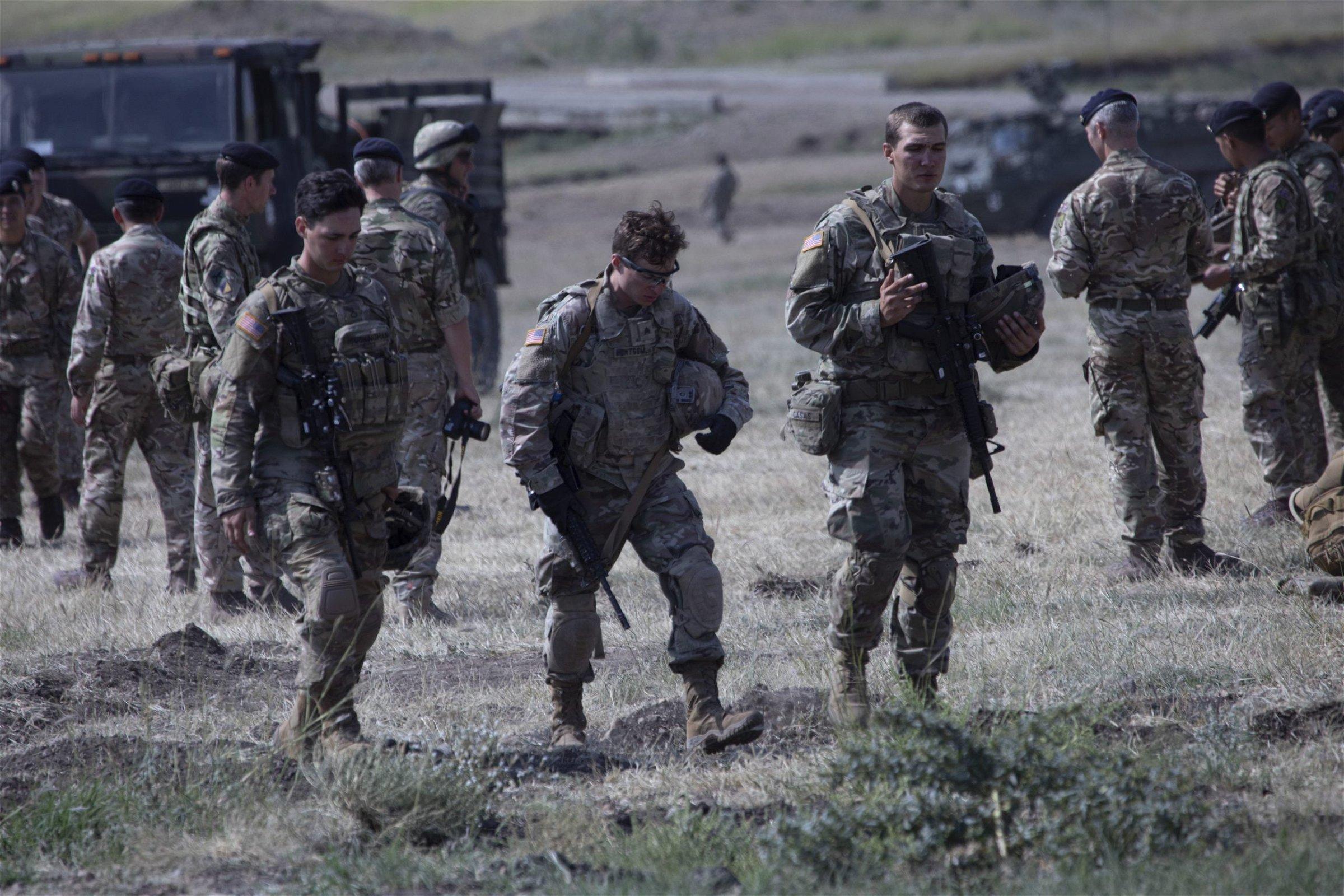 Photo of Фоторепортаж: Завершились военные учения «Достойный партнер 2020»