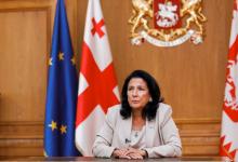 Photo of President Zurabishvili Addresses Nation Ahead of Elections