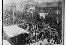 Photo of 1920: რუსეთის ებრაელები საქართველოს გავლით პალესტინაში დაბრუნდებიან