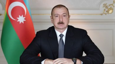 Photo of Aliyev: Weapons Smuggled by Civilian Planes to Armenia