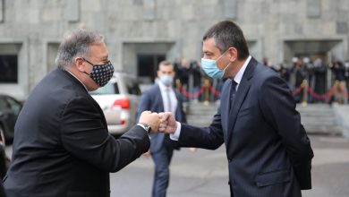 Photo of Secretary Pompeo Meets Georgian Leaders as Opposition Holds 'Silent Protests'