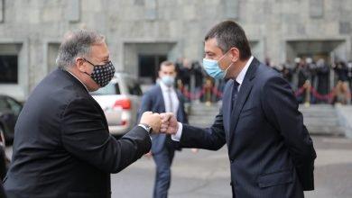 Photo of Госсекретарь США встретился с представителями властей Грузии