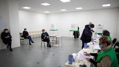 Photo of ЦИК Грузии: явка избирателей к 17:00 составила 20,74%