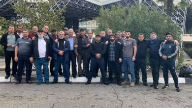 Photo of Report: Abkhazia Armenians Go to War in Karabakh