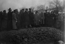 Photo of 19 დეკემბერი, 1920: რესპუბლიკა სომხეთთან ომში დაღუპულ გმირებს იხსენებს