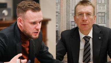 Photo of Залкалиани поговорил по телефону с министрами иностранных дел Латвии и Литвы