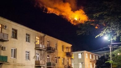 Photo of Tbilisi Offers Help as Wildfire Rages Across Abkhazia, Sokhumi Declines