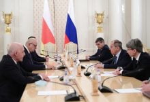 Photo of FM Lavrov Hosts Tskhinvali's Medoev in Moscow